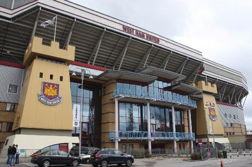 West Ham United's Boleyn Ground