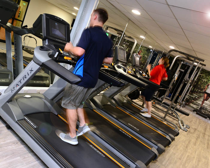 Holiday Inn awards contract to Matrix Fitness