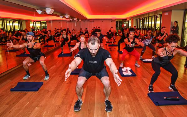 Headstrong: Equinox's mindfulness-based group exercise offering