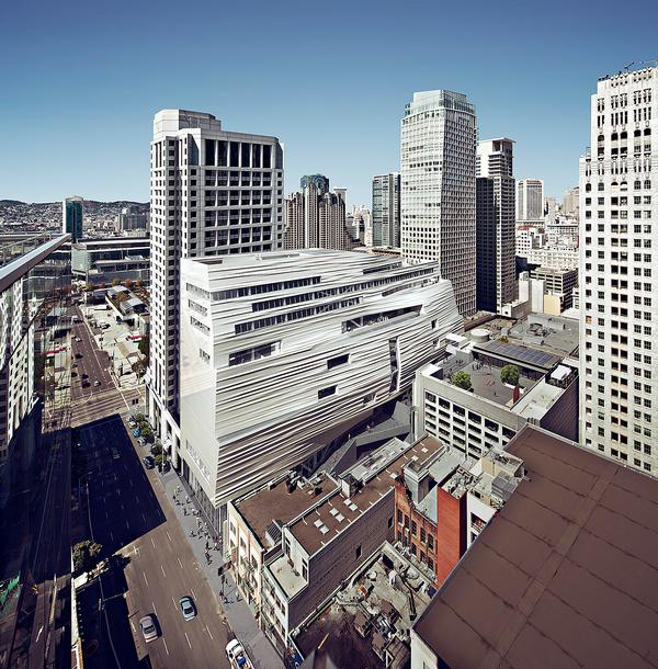 Atelier Ten is working on the expansion of SFMOMA