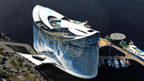 World Leisure Jobs - Qatar keen on floating hotels for 2022 FIFA