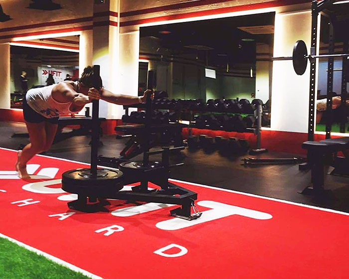 TVS's clients include Chelsea Football Club and PureGym / TVS Group
