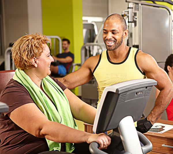 Research has shown how powerful physical activity counselling can be in a gym or leisure centre setting