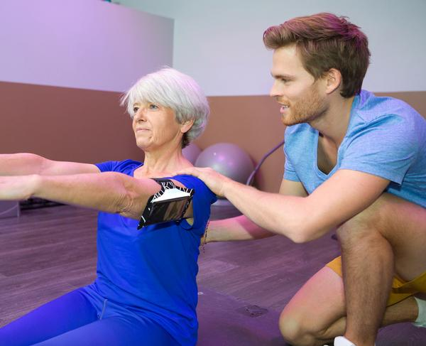 PTs  could be trained on managing chronic diseases / PHOTO: shutterstock.com