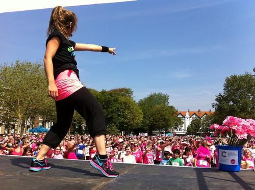 Dance fitness survey sheds light on why more women are throwing shapes