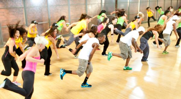 The Health & Fitness section of the show will see a new focus on group fitness