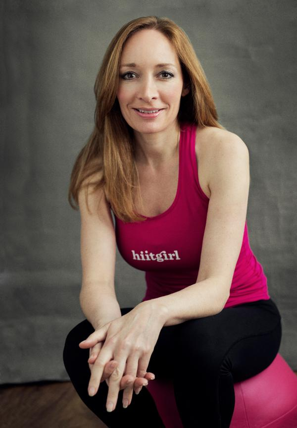 Susan Dyson, co-founder and creator of the Hiitgirl concept