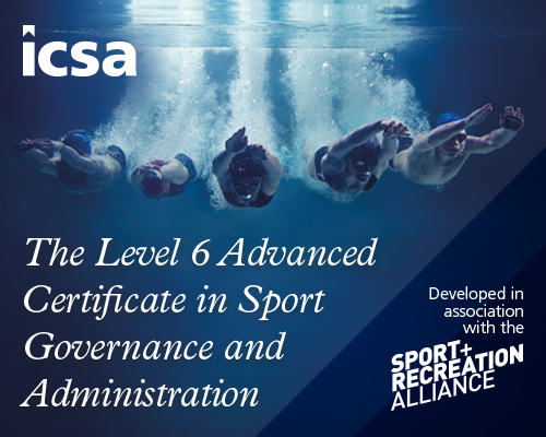 Sports governance made simple