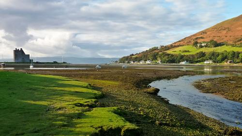 Many of the North Atlantic's islands, such as Arran, could pool common experiences of cold water tourism / VisitArran