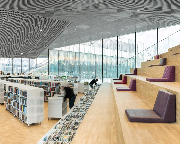 Digital Projection completes installation at the Alexis de Tocqueville library