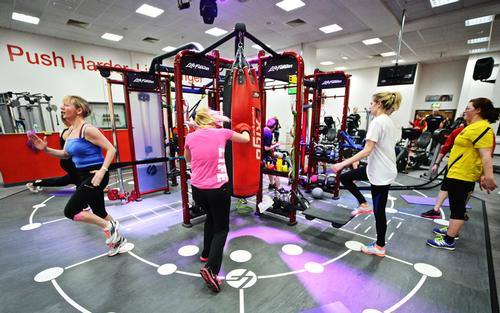 Staff intervention key to promoting functional training