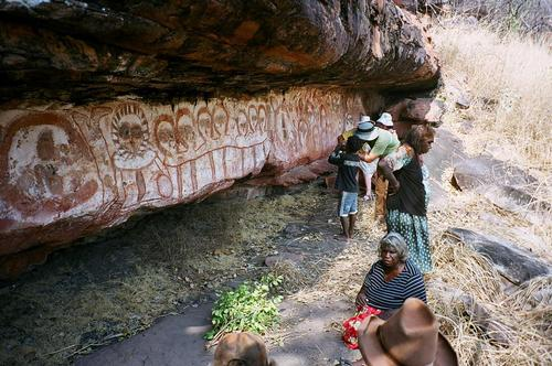 The change in law could potentially open up access for industry to sacred and historical Aboriginal sites