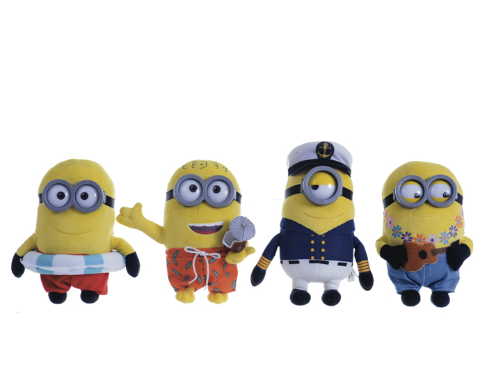 Whitehouse to launch brand new Finding Dory, Zootropolis, Secret Life of Pets and Minions plush