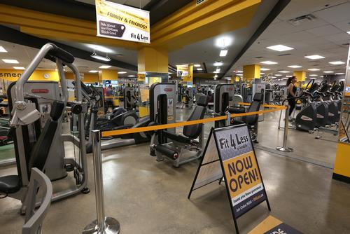 GoodLife aims to open 50 Fit4Less clubs by Christmas