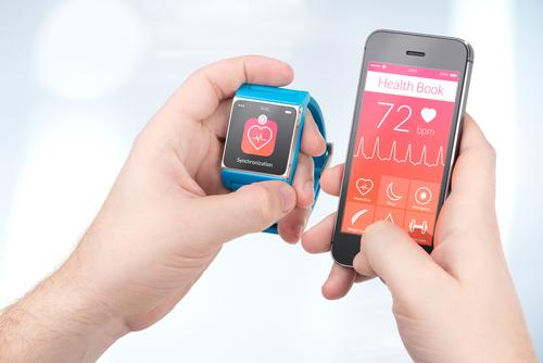 The use of smartphone fitness apps will be promoted to NHS patients under a Department of Health initiative /  Alexey Boldin