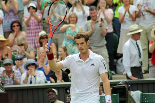 Murray's donations were matched by the Lawn Tennis Association and the Association of Professional Tennis / Shutterstock.com
