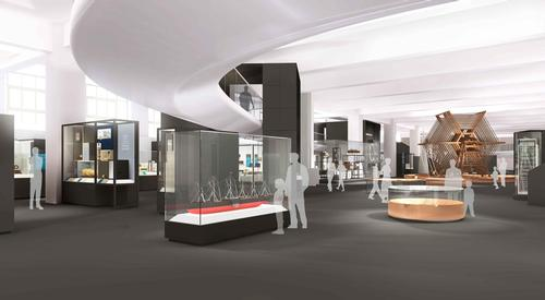 Queen to launch London Science Museum's £16m Communications Gallery