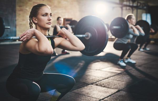 The report shows that most people know that exercising is important / SHUTTERSTOCK.COM