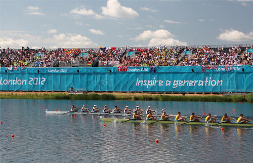 Rowers' success at London 2012 ensured an increase in funding