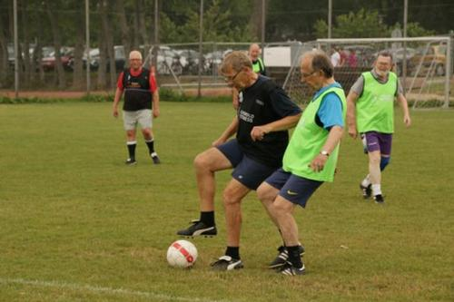 Playing football 'can counter' cancer treatment side-effects