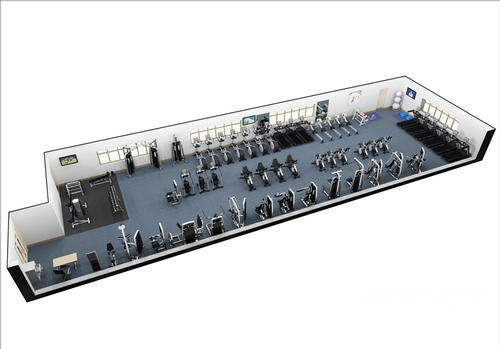 The ToneZone gym, currently under construction, will now open 1 March
