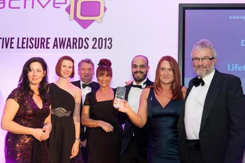 Lifetime Training, in partnership with DC Leisure, was crowned Apprenticeship Provider of the Year at the 2013 Active Leisure Awards ceremony