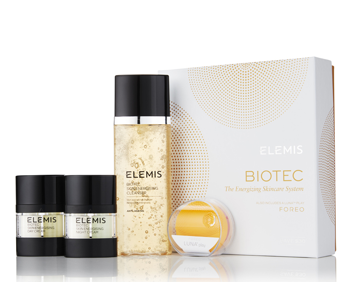 Elemis partners with Foreo for new skincare set