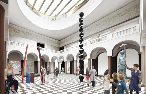 Aberdeen City Council seeks firm for £30m gallery renovations