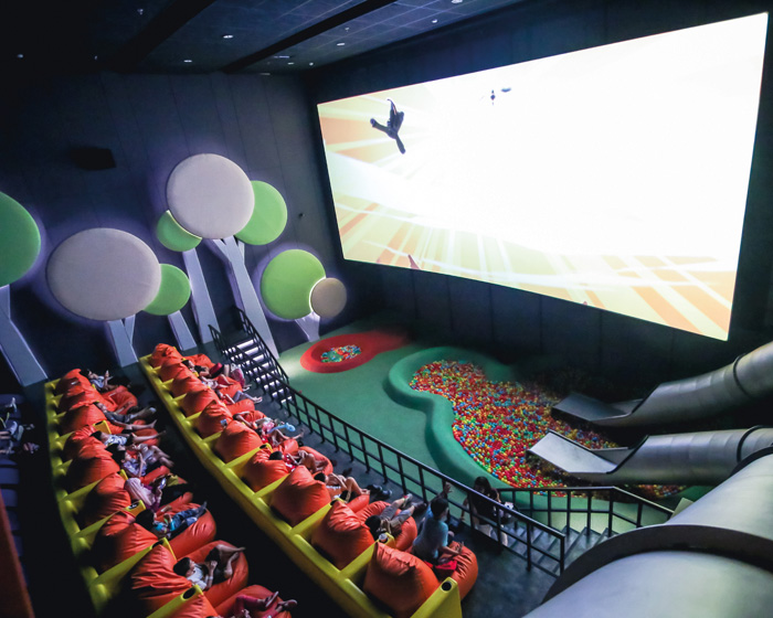 DP Architects redefines movie-going experience as cinema meets FEC