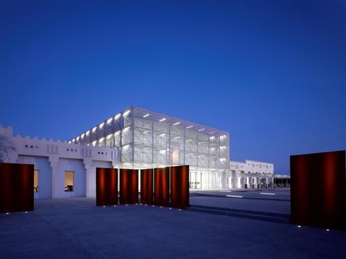 Best Emerging Culture Destination of the Year in the Middle East: the Mathaf: Arab Museum of Modern Art in Doha / Qatar Museums