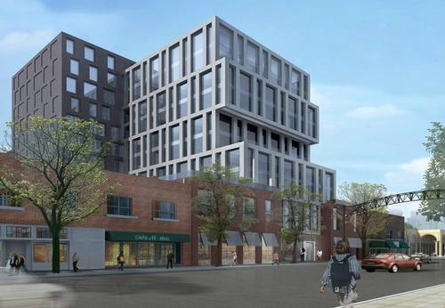 US$68m mixed-use development including the Le Meridien Columbus to open in January 2015