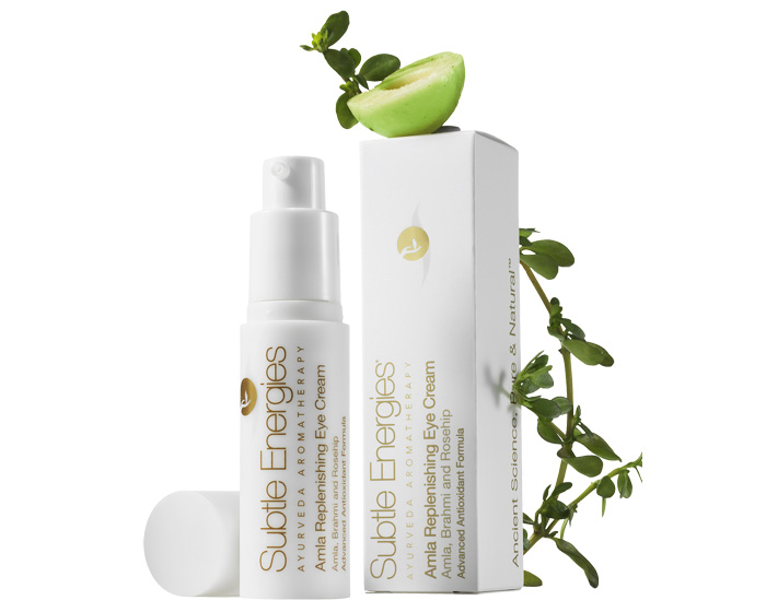 Eye cream and treatment launched by Subtle Energies