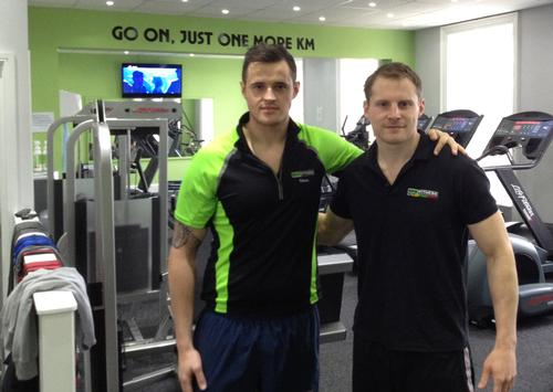 Doncaster's Eco Fitness lands rugby league star Jon Goddard