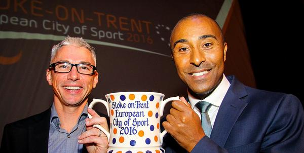 Stoke has used the City of Sport title to bring investment into the region