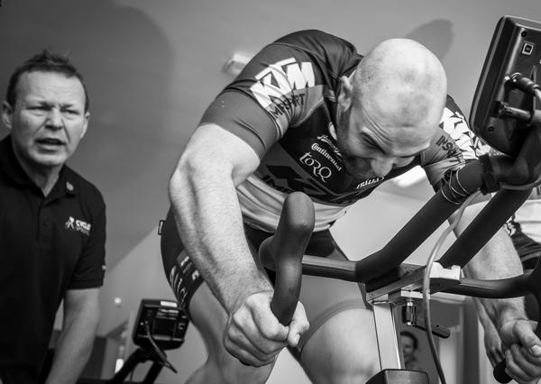 Cycle Specific uses the 3 Minute Maximum Power test to establish heart rate zones