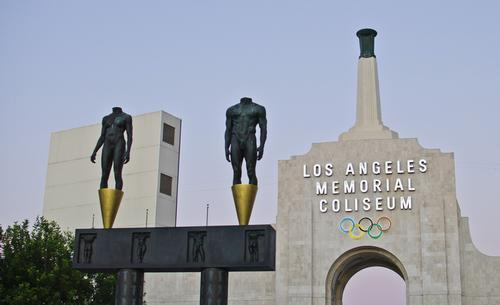 Los Angeles has held the Olympic Games twice – in 1932 and 1984
