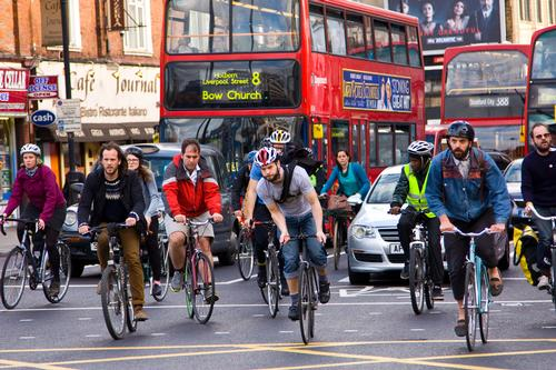 UK cycling more popular than ever, says research