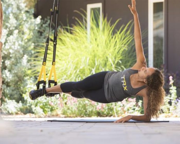 TRX launches new app to encourage at home training