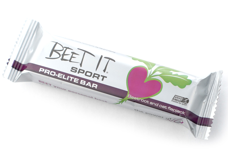 Beet It bar an easier to consume alternative to shots