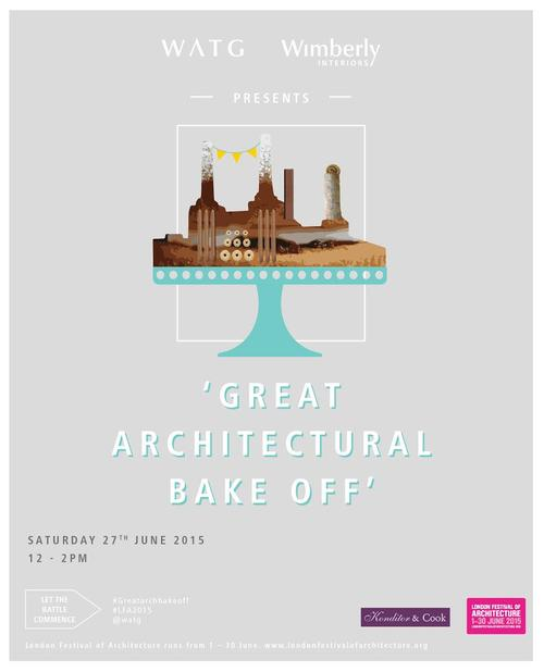 Piping bags at dawn: The Great Architectural Cake Bake-Off