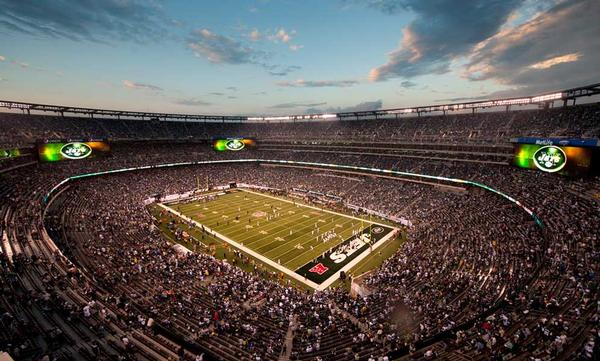 MetLife Stadium in New Jersey, US has achieved cost savings of around US$23.5m through green practices