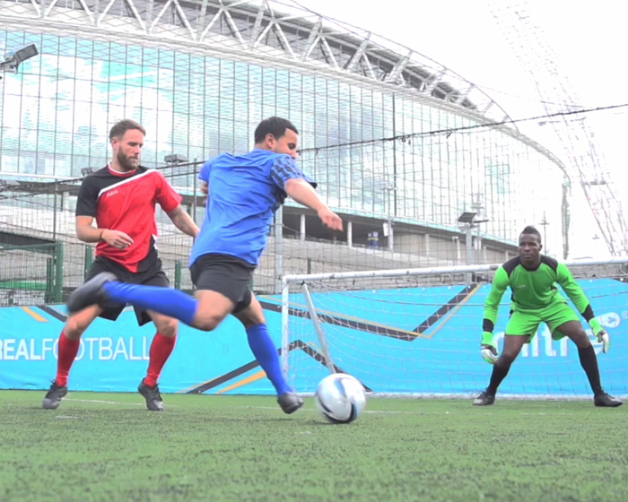 Small sided footballers get tactics and fitness advice on new online hub