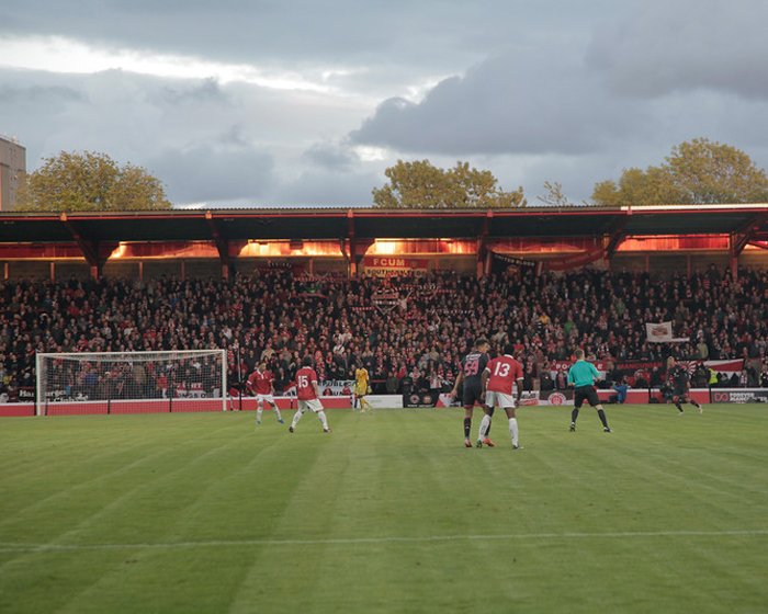 Bostik comes up with flooring solution for FC United of Manchester