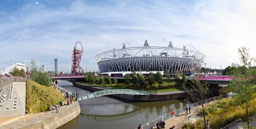 Culture has always been at the heart of east London's Olympic site