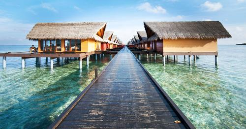 Remote Maldives resort opens couples-focused Chavana Spa