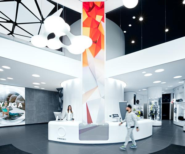 World of Cyberobics is a one-off concept store