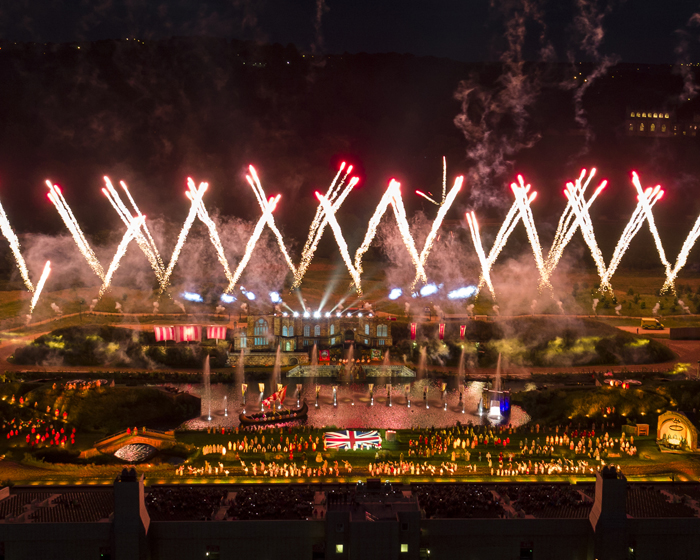 Creative director Steve Boyd extends Kynren for upcoming season