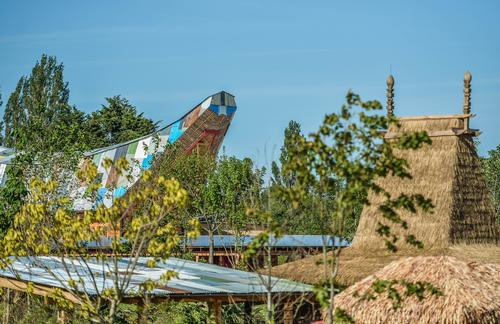 Architectural firm Dan Pearlman – who have also worked on zoos in Hannover and South Korea – led the project / Chester Zoo