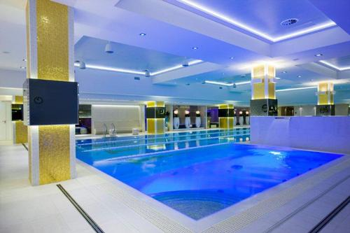 Golden Mile wellness centre debuts in Moscow