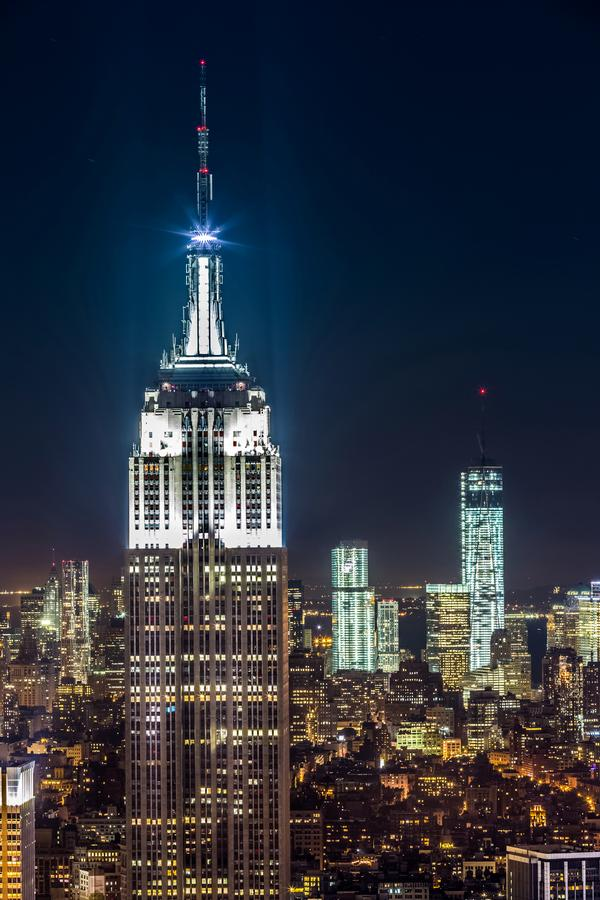 The Empire State Building Run Up has been going 39 years and is still the best known Tower Running race in the world / mandritoiu/shutterstock.com